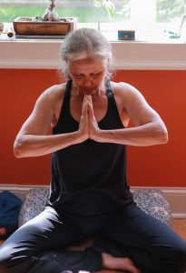 Julie Shaw - Yoga and Foundation Teacher