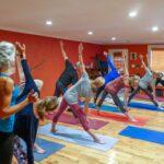 Sunrise Yoga Studio class 2021